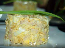 Безумно вкусный салат «Татьяна» — сметается первым со стола!