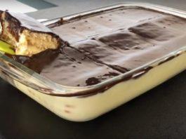 Десерт, не требующий выпечки. Просто залил и готово!