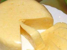 Домашний сыр за 3 часа! Невероятно вкусный сыр, который содержит только натуральные продукты и ничего лишнего