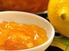 Как приготовить лимонный джем