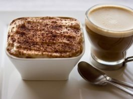 Кофейный тирамису с пользой для талии