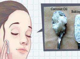 Кокосовое масло + сода и выглядишь на 10 лет моложе!