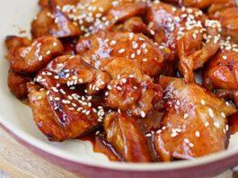 Курица — терияки (2 порции)