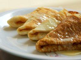 С этим рецептом твои блинчики будут не только вкусными, но и красивыми! Просто и оригинально!