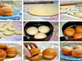 Самые вкусные дрожжевые пончики