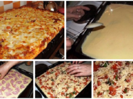 Всегда пеку пиццу по этому рецепту — объедение!