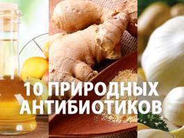10 природных антибиотиков: факты, которые тщательно скрывают фармацевтические компании