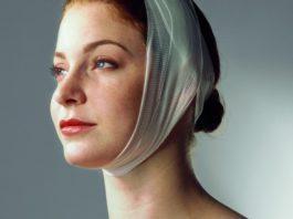 Французская повязка красоты — подтягивает овал лица без операций!