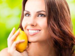5 причин ежедневно протирать лицо лимоном