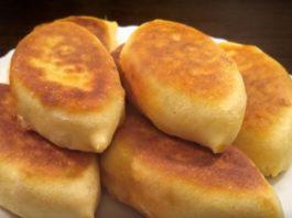 Бабушкины пирожки на кефире с оригинальной начинкой