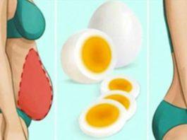Диета с отварными яйцами — вы можете потерять 10 кг
