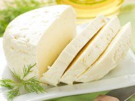 Диетический творожный сыр за 20 минут