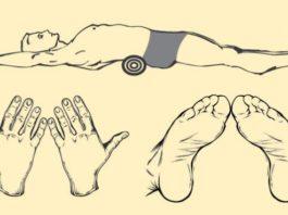 Как быстро убрать живот и выпрямить спину с помощью японского метода – минус 4 см за 5 минут в день!