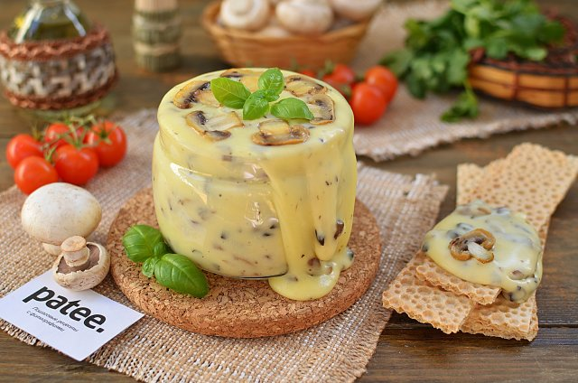 """Результат пошуку зображень за запитом """"Как приготовить домашний плавленный сыр с шампиньонами!"""""""