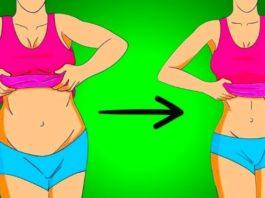 Лучшие упражнения, чтобы убрать жир с живота быстро