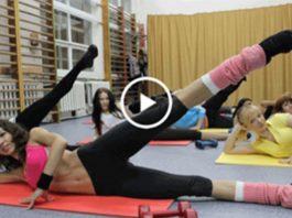 Не пропусти! Самый популярный комплекс упражнений ПИЛАТЕС для быстрого похудения дома!