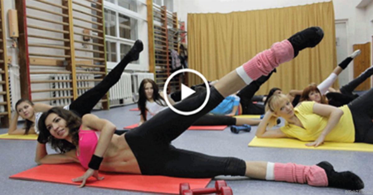 """Результат пошуку зображень за запитом """"Не пропусти! Самый популярный комплекс упражнений ПИЛАТЕС для быстрого похудения дома!"""""""