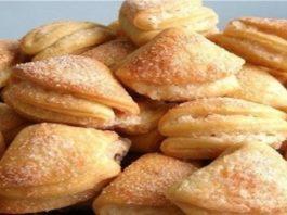 Печенье из творога в духовке!