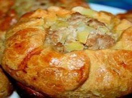 Татарские пирожки: невероятно вкусный рецепт моего дядюшки!