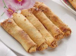 Татарские рогалики бармак: никаких яиц в тесте и ароматнейшая начинка
