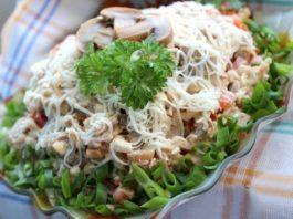 Уверяю Вас, это самый вкусный салат в мире! «Алекс» — мой салатный рай