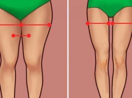 Всего 4 упражнения избавят тебя от жира на внутренней поверхности бедер!