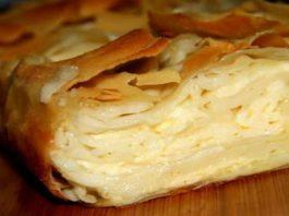 Всем-всем сыроманам! Безупречный сабурани! Пирог божественно вкусен!