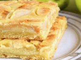Яблочный пирог, вкус которого невозможно забыть