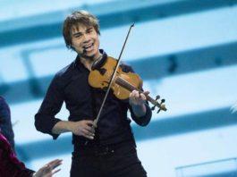 Александр Рыбак снова покоряет Евровидение