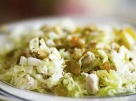 5 рецептов легких салатов, которые можно есть в любое время!