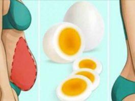 Диета из вареных яиц позволяет сбрасывать по 5 кг в неделю!