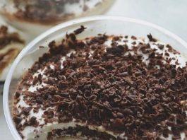 Диетическое тирамису — вкуснейший низкокалорийный десерт!