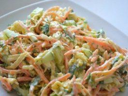 Этот салат уделал оливье и шубу