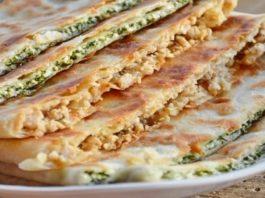 Гезлеме — турецкие лепешки