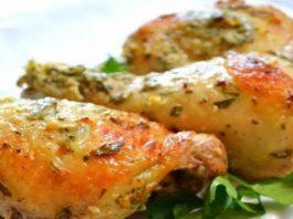 Курица по-гречески из духовки: идеальное блюдо для великолепного семейного ужина. Готовится практически само!
