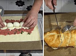 Простое и оригинальное блюдо, которое надолго запомнят все домашние и гости