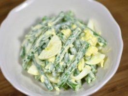 Простой и полезный салатик!