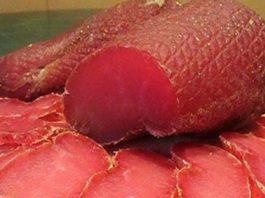 Рецепт вяленых куриных грудок