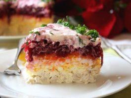 Свекольный салат «Генерал». Все, кто пробует — выпрашивает рецепт!