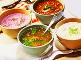 ТОП 10 самых вкусных супов