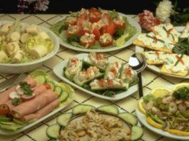 Топ 5 очень вкусных и легких в приготовлении рецептов салатов
