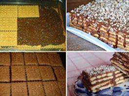 Торт печенье, который вы точно никогда не ели!