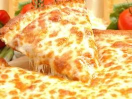 Творожно — сырная пицца: талия скажет спасибо!