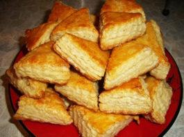 Замечательный рецепт на каждый день: печенье на кефире