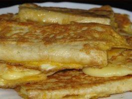 Завтрак на скорую руку из 3-х ингредиентов, всего за 10 минут!