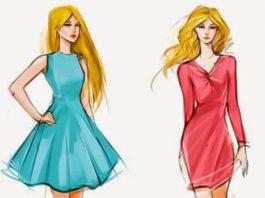 12 идеальных сочетаний цвета одежды и волос