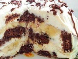 Это просто неописуемо вкусный тортик!