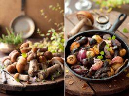 Как правильно готовить грибы — простой рецепт