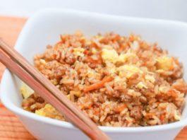Рецепт жареного риса прямиком из Страны восходящего солнца