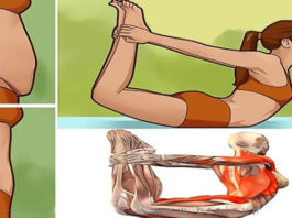 Эти 10 поз йоги помогут вам потерять жир на животе